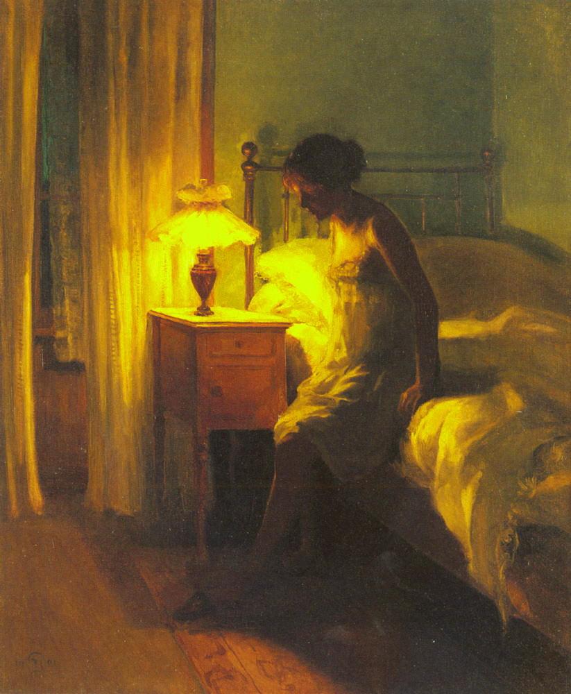 Vilhelm In The Bedroom